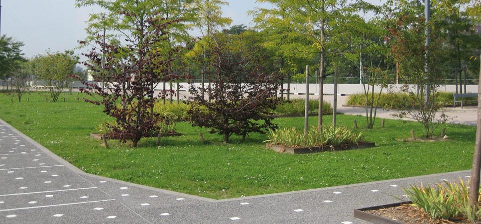 Terenvi cr ation et am nagements paysagers for Les espaces verts urbains