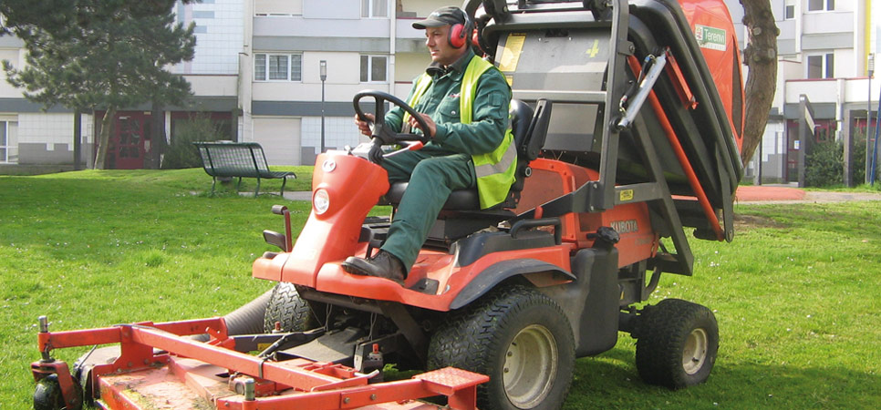 Terenvi entretien et gestion des espaces verts for Entreprise entretien espace vert